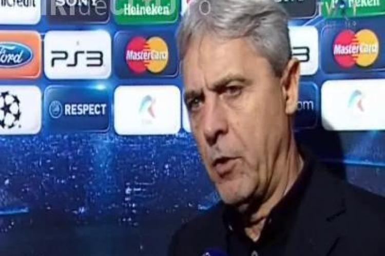 "Sorin Cartu despre meciul CFR Cluj - Bayern Munchen: ""Este un scor rusinos. Am facut o prima repriza de toata jena!"" - VIDEO"