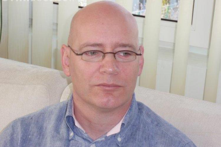 Wouter Reijers este noul consul onorific al Olandei la Cluj Napoca. Consulatul a fost deschis astazi de ambasadorul Tanya van Gool
