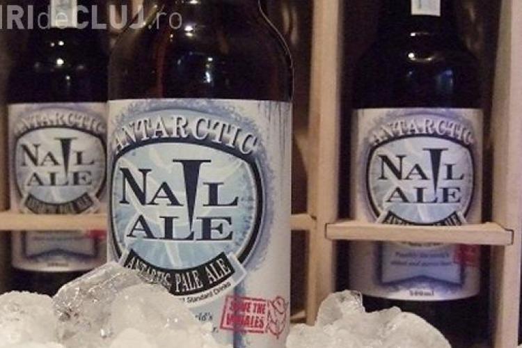 Bere din gheata topita din Antarctica! O sticla costa 800 de dolari