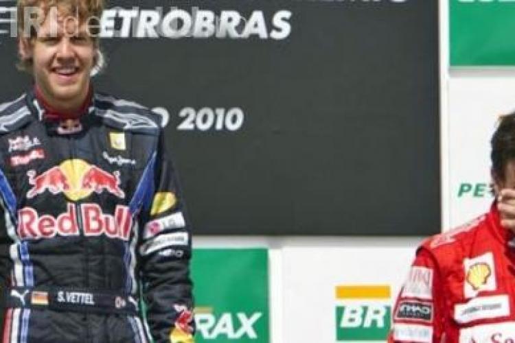 Vettel este noul campion mondial la Formula 1