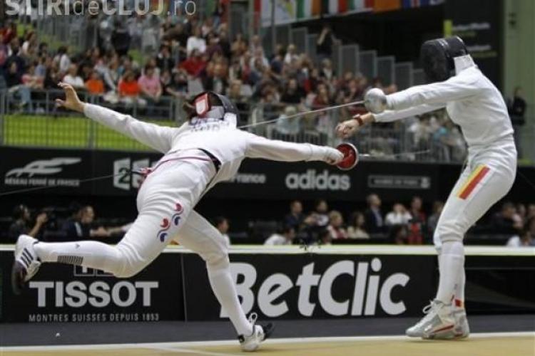 Aur mondial pentru echipa feminina de spada a Romaniei