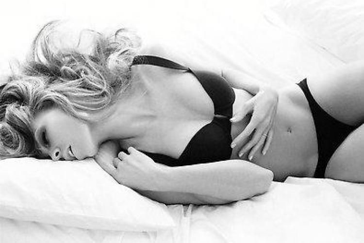 Hilary Swank, frumoasa si sexy intr-un pictorial incendiar - FOTO