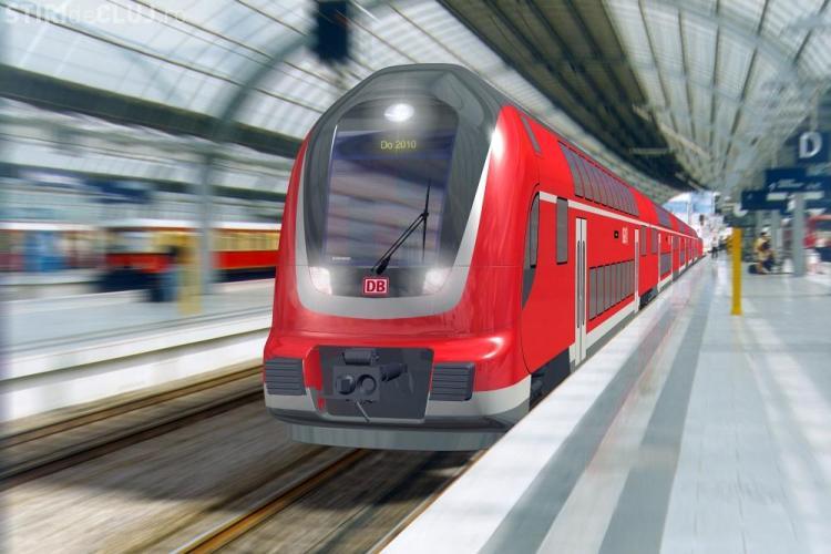 Trenuri Bombarier fabricate la Cluj! In urmatorii ani vor fi create 2.500 de locuri de munca