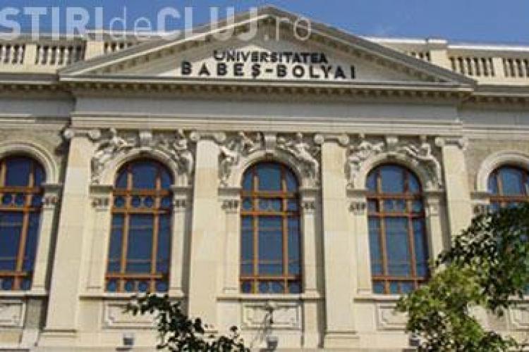 Profesorii de la UBB Cluj protesteaza de la 11.30, impotriva Legii Educatiei
