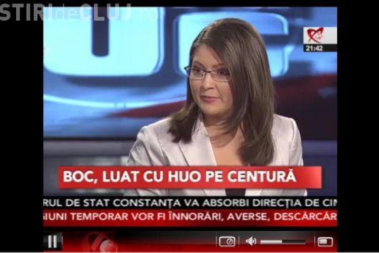 Oana Stancu este cea mai nesuferita moderatoare TV!
