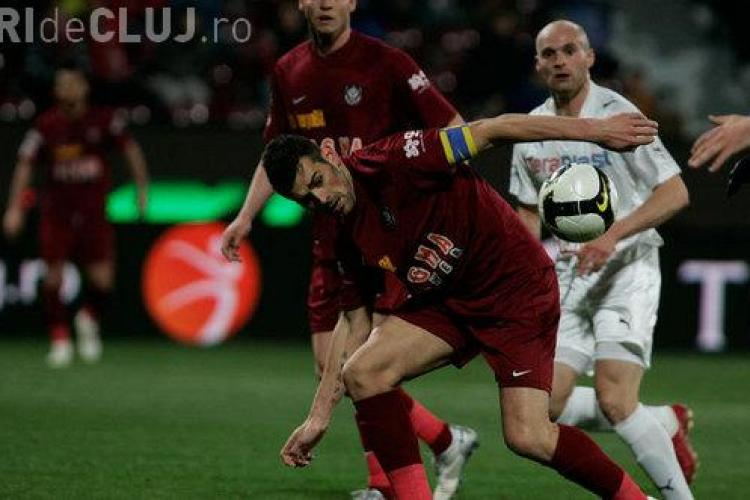 LIVE TEXT Gloria Bistrita - CFR Cluj 0-3 FINAL