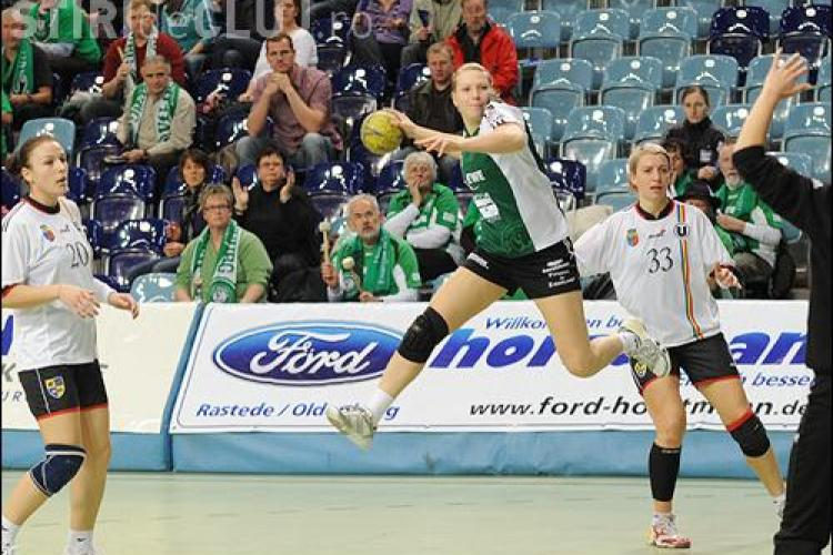 """Dubla dintre """"U"""" Jolidon si VfL Oldenburg din Cupa EHF, subiectul principal al emisiunii """"Ora de Sport"""", de la NCN"""