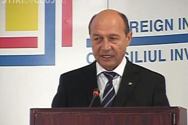 Basescu ataca virulent Curtea Constitutionala: Este o institutie penibila! - VIDEO