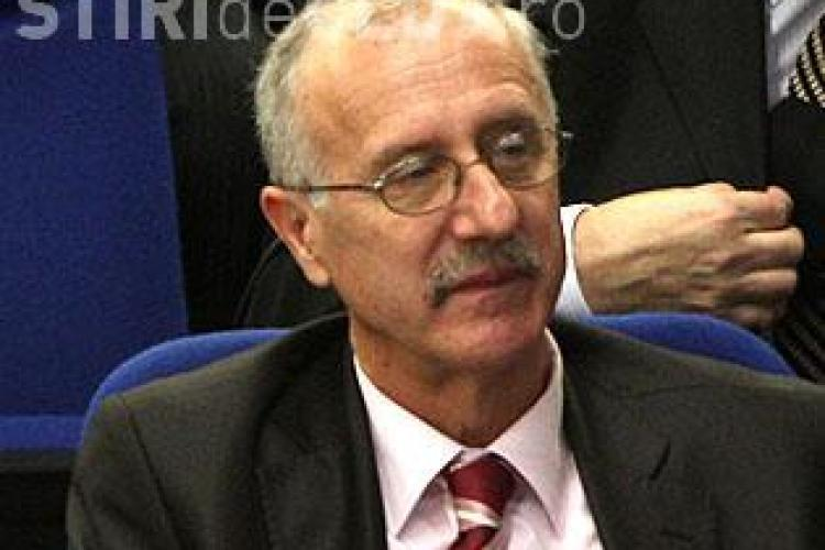 Paul Cazan a demisionat de la U Cluj