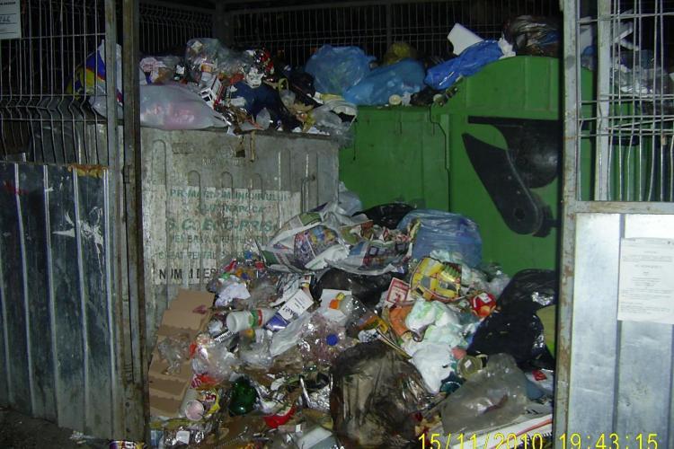 """Rosal si Brantner Veres continua lupta pentru a controla afacerea deseurilor din Cluj Napoca! Intre timp, gunoaiele """"mustesc"""" in cartiere"""