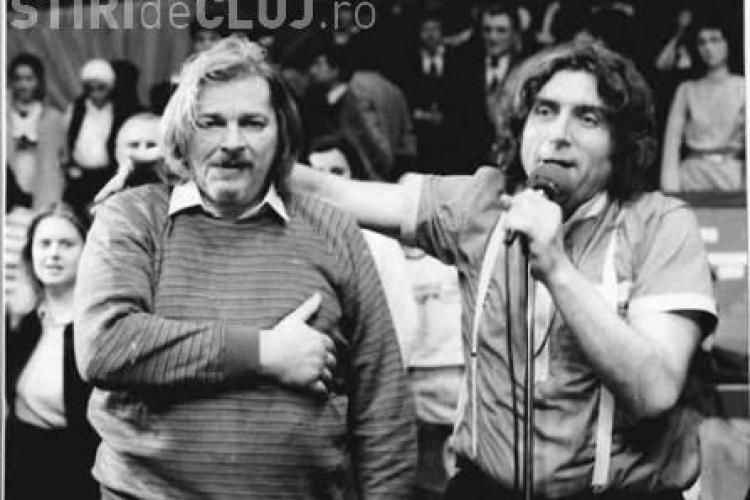 Poetul Adrian Paunescu a creat Cenaclul Flacara, cel mai puternic curent cultural din perioada Comunista- VIDEO