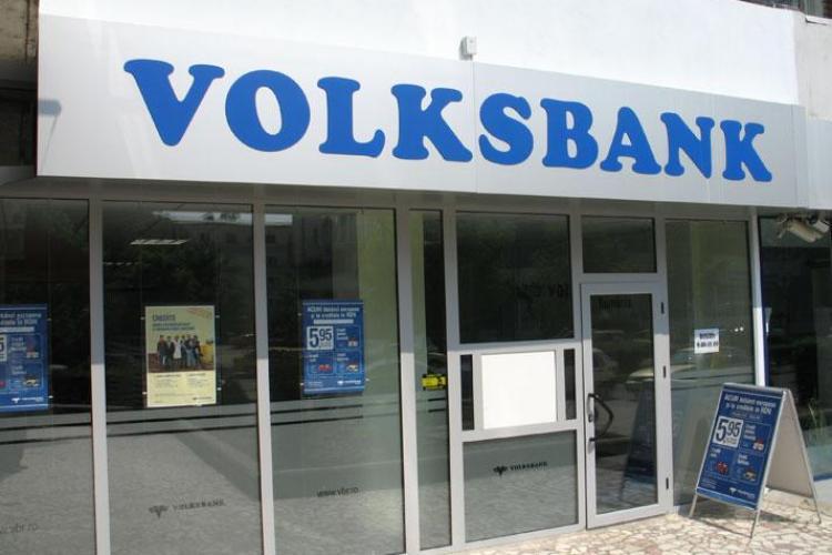 Volksbank Cluj, amendata cu inca 100.000 de lei pentru perceperea comisionului de risc