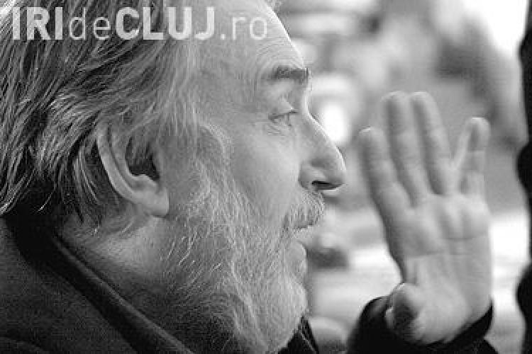 """Adrian Paunescu, Dor de Cluj: """"Aici as muri de o mie de ori"""""""