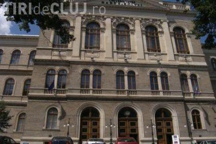Cel mai bine platit profesor din universitatile publice din Cluj castiga 5797 euro