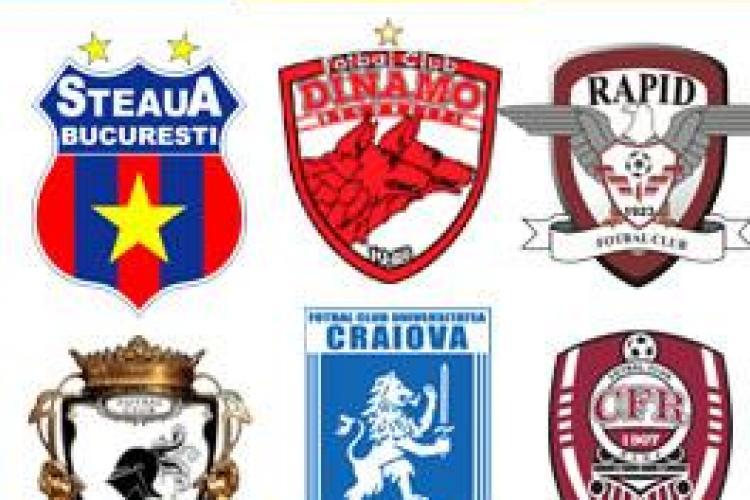 CFR Cluj este pe locul 3 la numarul de fani pe Facebook . Vezi clasamentul Ligii 1 la prieteni Facebook