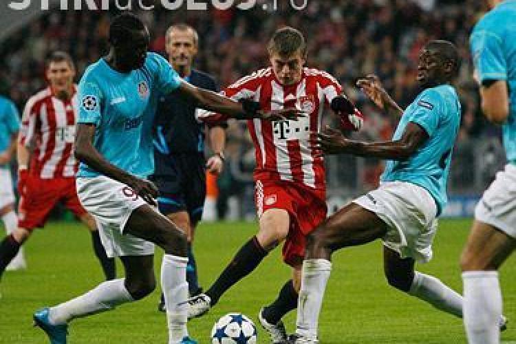 LIVE TEXT CFR Cluj - Bayern Munchen 0-4 - REZUMAT VIDEO