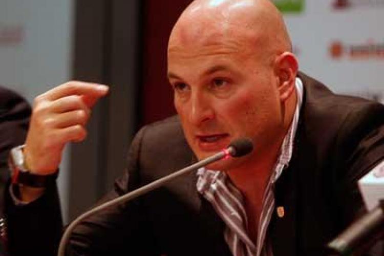 Paszkany: Imi place de Cartu, ca nici pe Hitzfeld sau pe Capello nu-i vreau la CFR