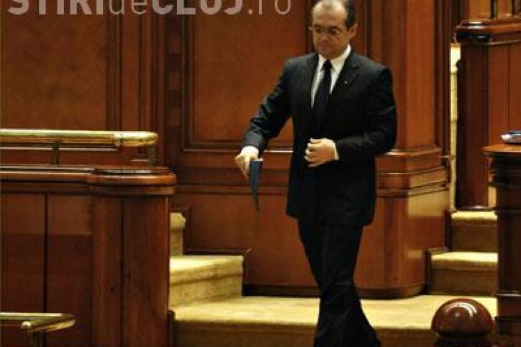 Guvernul Emil Boc, invins de Curtea Constitutionala! Asumarea raspunderii pe Legea educatiei este neconstitutionala