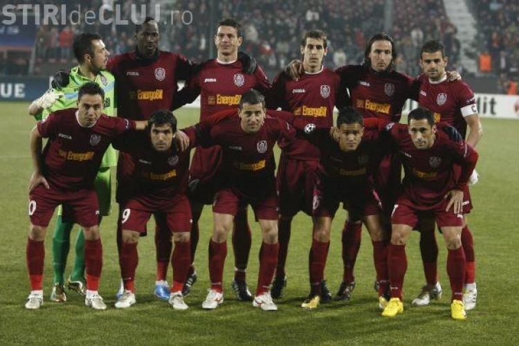 CFR Cluj - Bayern Munchen 0-4, cea mai dura infrangere de pe teren propriu a unei echipe romanesti in grupele UCL!