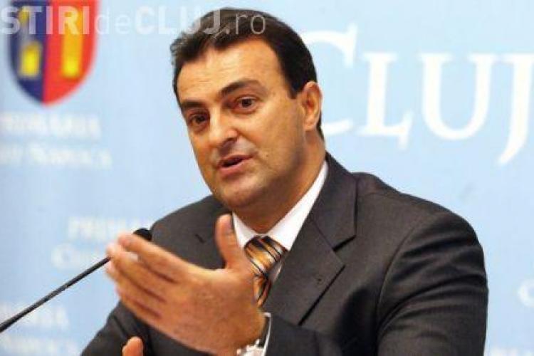 Primarul Sorin Apostu se intalneste miercuri, 10 noiembrie, cu clujenii