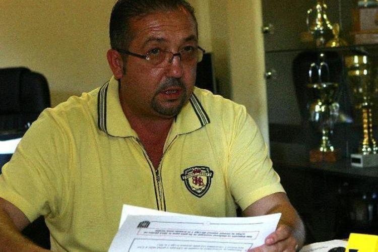 Florian Walter nu trebuie sa plateasca datoriile mai vechi ale clubului U Cluj