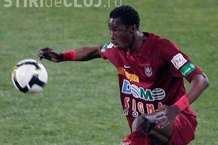 Gol Traore / Gloria Bistrita - CFR Cluj 0-1 / VIDEO