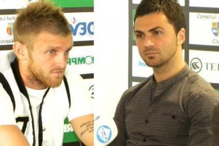 Adrian Pit si Vasile Gheorghe: Suntem langa Claudiu pentru a-l ajuta!
