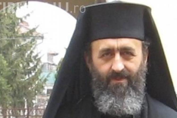 UBB Cluj acorda titlul de profesor Honoris Causa Episcopului Irineu Pop Bistriteanul