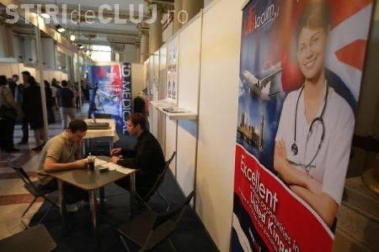 Salarii de 50.000 de euro pe an pentru medici, la Targul de Cariere de la Cluj Napoca, din 13-14 noiembrie