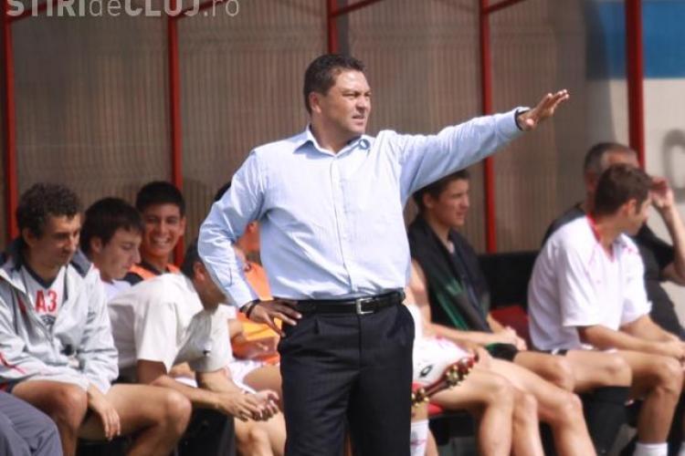 Ilie Stan nu preia U Cluj, dupa demisia lui Marian Pana