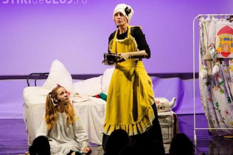 Câștigă o invitație pentru tine și micuțul tău la cea mai indrăgită piesă de teatru pusă în scenă la Cluj. Vezi ce trebuie să faci