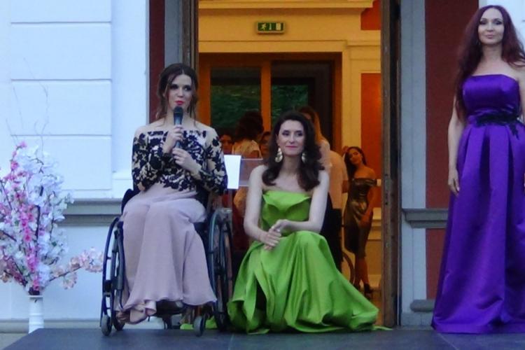 Atipic Beauty Cluj, eveniment de mare EMOȚIE: Politicienii să stea o zi în scaunul cu rotile - VIDEO