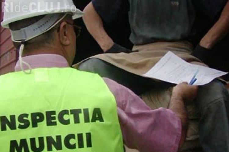 ITM Cluj a făcut controale de amploare la firmele din județ. S-au dat amenzi de peste 106.000 lei în doar câteva zile