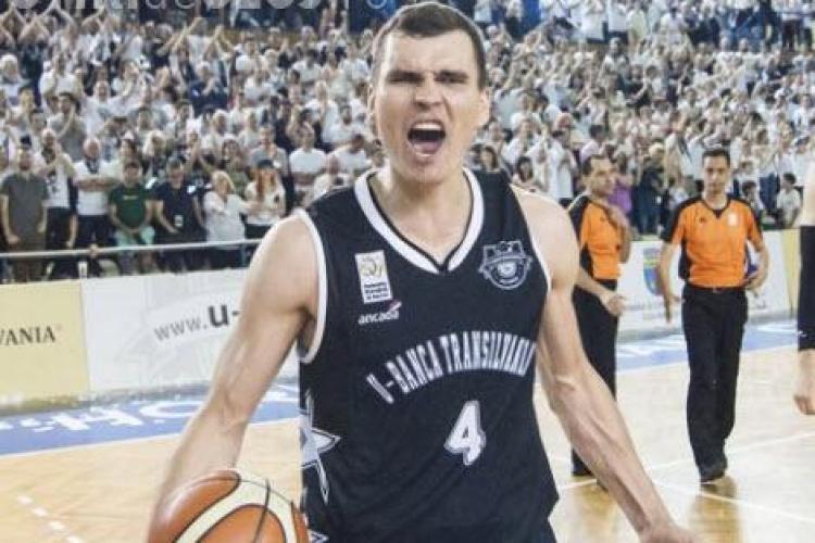 U Banca Transilvania a câștigat și meciul al doilea al finalei cu Steaua