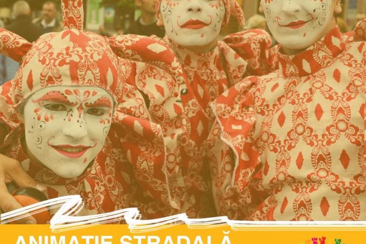Zilele Clujului 2017: Vom avea parte de teatru stradal alături de compania Famous Art