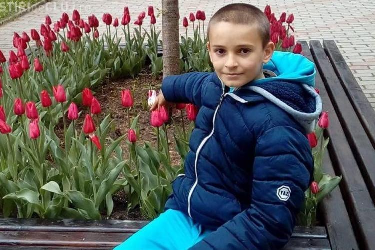 Copil de 10 ani dispărut pe Someș, la Cluj-Napoca / UPDATE: Veștile sunt proaste - FOTO