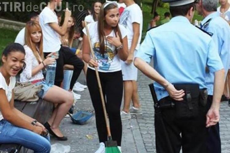 Șulea face ceea ce Boc nu are curaj! În Florești vor fi polițiști locali sub acoperire - VIDEO