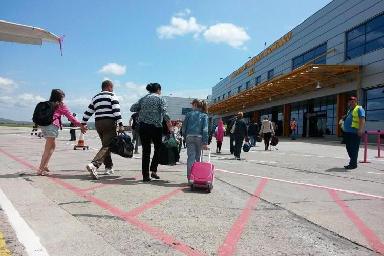 Aeroportul Cluj: Programul zborurilor charter pentru vara 2017