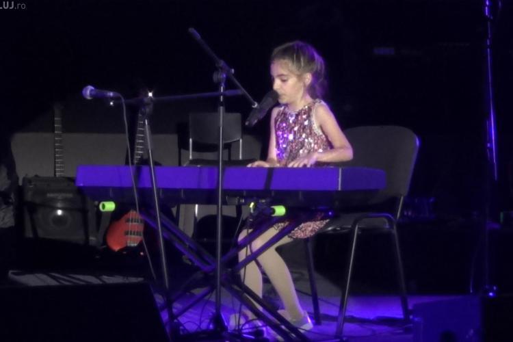 Super concert aniversar The Beat Cluj. Elevii școlii de muzică au făcut show la Cinema Florin Piersic - VIDEO