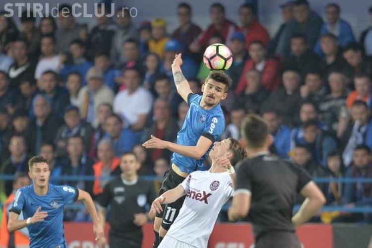 FC Viitorul a bătut CFR Cluj și a câștigat campionatul. Becali susține că FCSB a câștigat: Mă duc la TAS