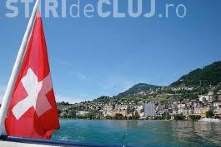 Elveția a limitat accesul muncitorilor români și bulgari