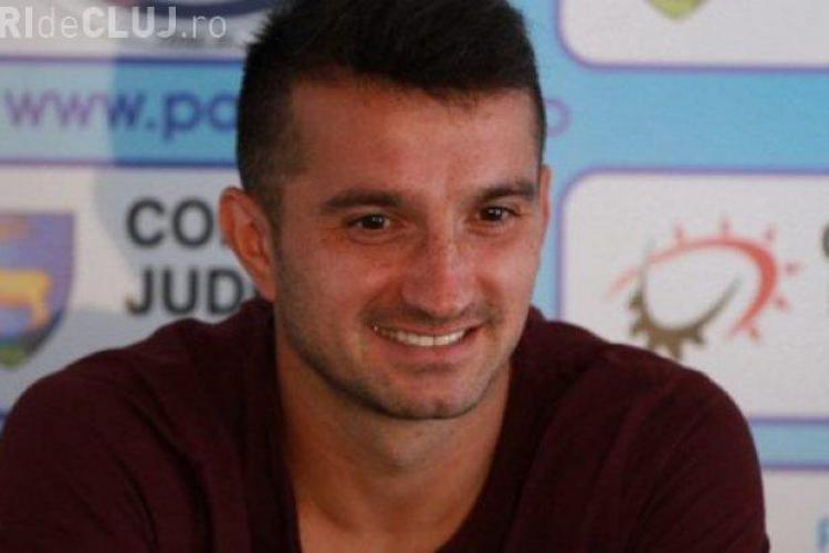 Un fotbalist român cere 20.000 euro indemnizație pentru copil