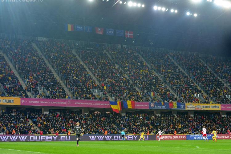 S-au pus în vânzare biletele pentru meciul România-Chile, de la Cluj. Vezi cât costă