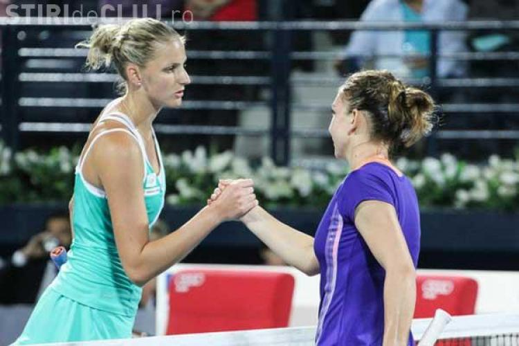 """Meciul dintre Halep și Pliskova, de la Roland Garros, """"bătălia"""" pentru locul 1 în clasamentul mondial"""