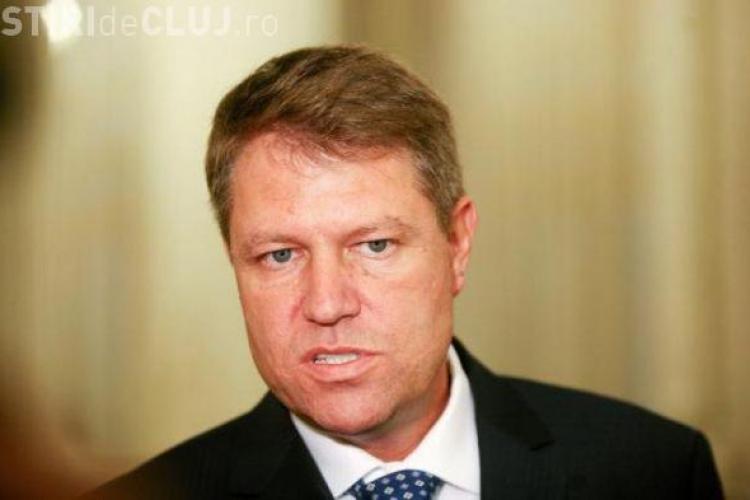 Klaus Iohannis: Arderea arhivelor SIPA e o variantă