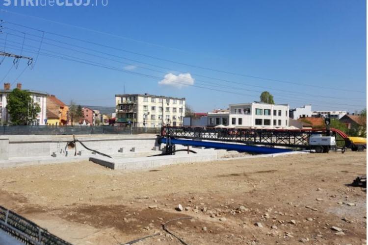 Când se termină lucrările la Podul Traian. Un total de 8 poduri din Cluj vor fi modernizate în acest an