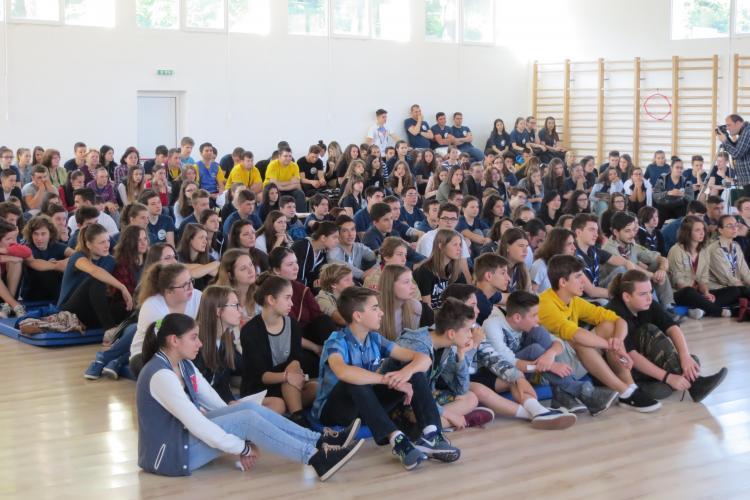 Japonezii cuceresc Clujul! Peste 500 de voluntari s-au inscris la a cincea editie a actiunii KAIZEN – 5S Public la Cluj