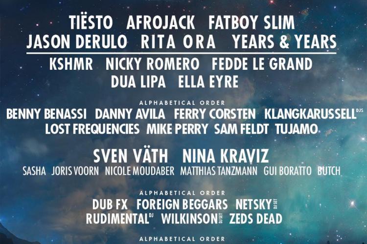 Jason Derulo și Rita Ora vin pentru prima dată în România, la festivalul NEVERSEA. S-a anunțat al treilea val de artiști VIDEO