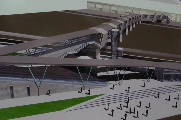 Clujul are un proiect mai important ca METROUL: Ministerul Transporturilor și CFR nu sunt interesați