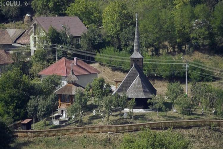 Biserica de lemn din Tăuți, comuna Florești, o COMOARĂ a județului Cluj - VIDEO